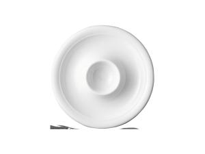 Eierbecher mit AblageFlanged egg cupCoquetierPortauovo
