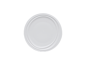 Teller flach / CoupPlate flat coupeAssiette plate coupePiatto piano coupe