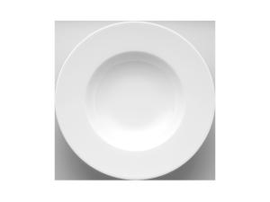 Pastateller (mit Fahne)Pasta plate deep (with rim)Pasta assiette creuse (avec large bord)Piatto pasta fondo