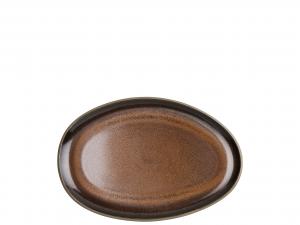 Platte 28 cmPlatter 28 cm[Französisch] Piatto ovale 28 cm