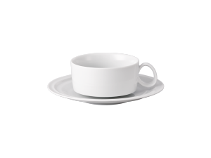 Teetasse 2-tlg.Tea cup & saucerPaire tasse à théTazza the con piatto