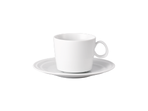 Kaffeetasse 2-tlg.Coffee cup & saucerPaire tasse caféTazza caffè con piatto