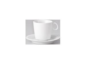 Espresso Doppio 2-tlg.Espresso Doppio cup & saucerPaire tasse espresso doubleTazza espresso doppio con piatto