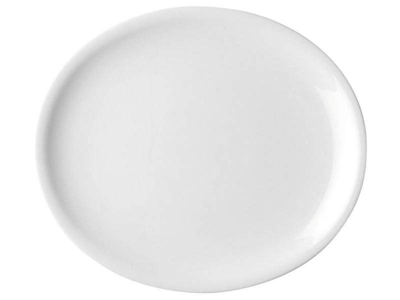 Platte flach ovalPlatter flat ovalPlat plat ovalePiatto piano ovale
