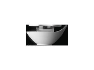 Schale = Zuckerdose UnterteilBowl = sugar bowlBol = Bol pour sucrierCoppa = Zuccheriera