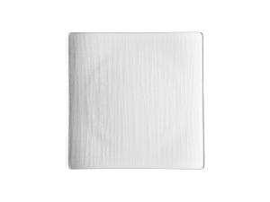 Teller 22 cm quadr. flachPlate 22 cm square flatAssiette carrée 22 cm platePiatto quadrato piano 22 cm
