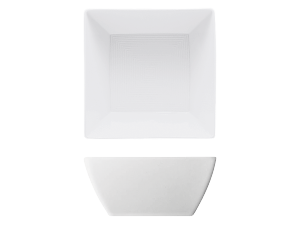 Bowl tief quadratischBowl deep squareCoupe creuse et quadratiqueCoppa fonda quadrata