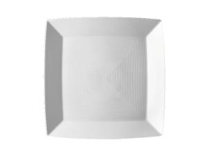 Platte / Teller flach quadratischPlatter / Plate flat squareAssiette plate et quadratiquePiatto piano quadrato