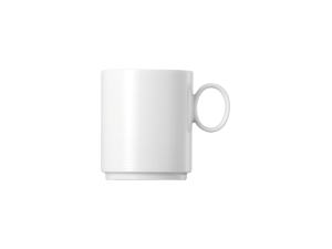 Becher mit Henkel stapelbarMug with handle stackableGobelet avec anse empilableMug con manico impilabile