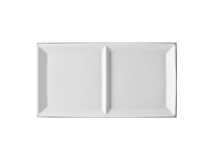 Teller rechteckig geteiltRectangular plate dividedAssiette rectangulaire diviséPiastra rettangolare diviso