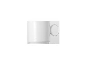 Kaffee-Obertasse stapelbarCup stackableTasse empilableTazza impilabile