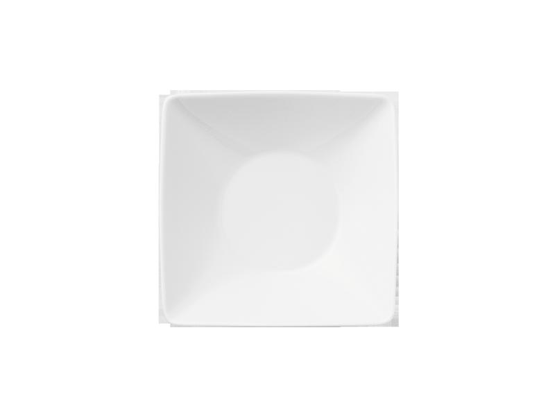 Schälchen tief quadratischBowl deep squareBol creux carréPiattino fondo quadrato