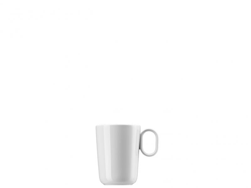 Becher mit HenkelMug with handle[Französisch] Mug con manico