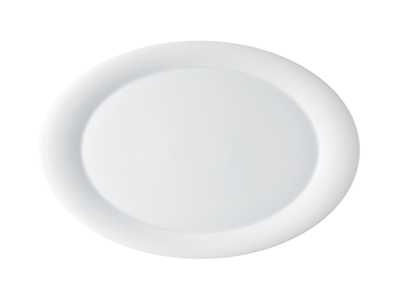 Platte flach ovalPlatter flat ovalAssiette plate et ovalePiatto piano ovale