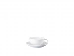 Teetasse 2-tlg.Cup/Saucer 4 low[Französisch] Tazza tè, 2 pz