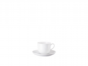 Kaffeetasse 2-tlg.Cup/Saucer 4 tall[Französisch] Tazza caffè 2 pz