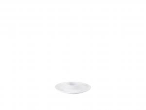 Eierbecher m. AblageEgg Cup[Französisch] Portauovo c. falda