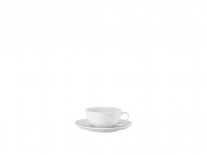 Teetasse kl. 2-tlg.Tea Cup/Saucer[Französisch] Tazza tè, 2 pz