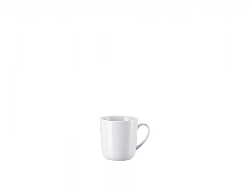 Becher mit HenkelMug with handle[Französisch] Bicchiere con manico