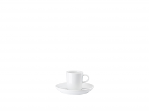 Espressotasse 2-tlg.Espresso Cup/Sauc.[Französisch] Tazza espresso 2 pz